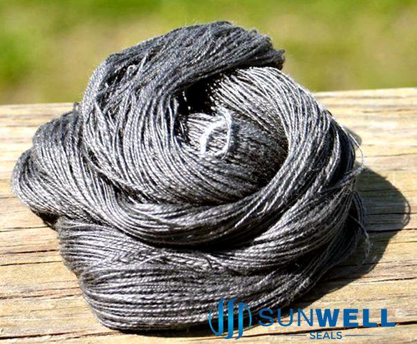 Carbonized Fiber Yarn