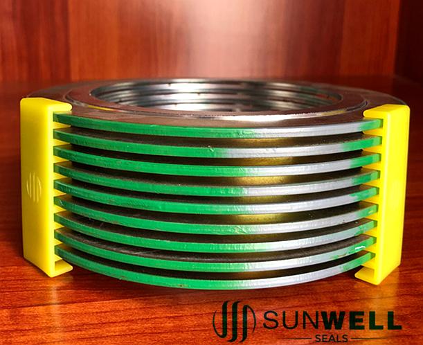 Low Stress Spiral Wound Gaskets - SW600 LS LSI