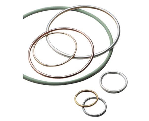 Metal C Rings