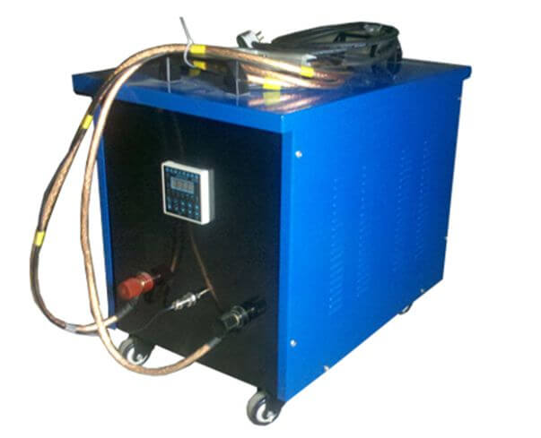 Pulse Welder for Metal Tape