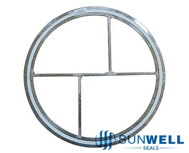 Spiral Wound Gasket for Heat Exchangers
